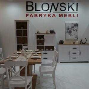 Blonski Fabryka Mebli. Targi Meble Polska 2020. Fot. Justyna Łotowska
