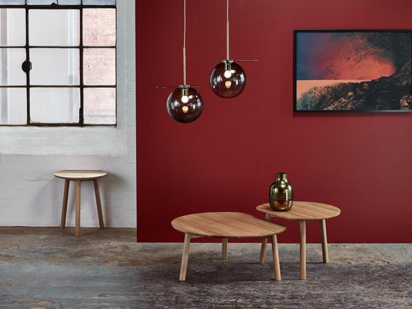 Stoliki kawowe YYY z TON zdobywają nagrody Good Design oraz IF DESIGN AWARD