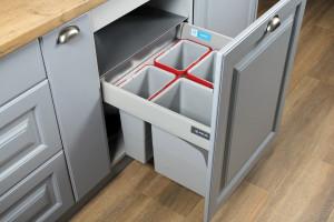 Nowe pojemniki na odpady - funkcjonalność w parze z estetyką