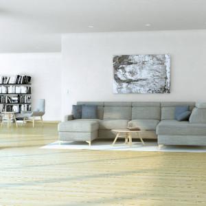 Polska marka mebli tapicerowanych stawia na nowe wymiary. Model Smart. Fot. MP Nidzica