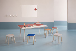 Ekologiczne Linoleum Meblowe - konkurs dla architektów i wykonawców