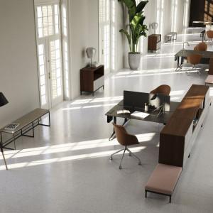 System Atlanta od BoConcept – Twoje biuro tam, gdzie chcesz