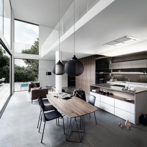 Modna kuchnia: projektanci mebli stawiają na projektowania. Fot. Siematic