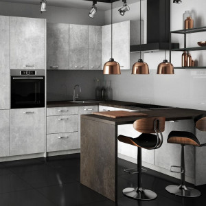 Modna kuchnia: projektanci mebli stawiają na projektowania. Fot. Classen