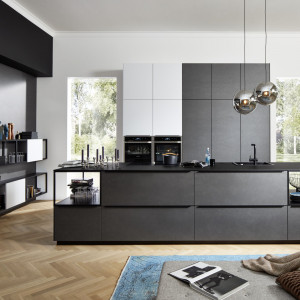 Modna kuchnia: projektanci mebli stawiają na projektowania. Fot. Nolte Kuchen