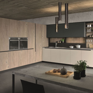 Modna kuchnia: projektanci mebli stawiają na projektowania. Fot. Aran Cucine