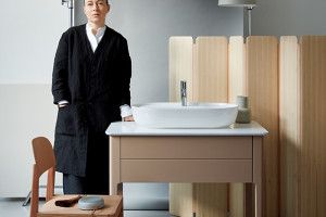 Skandynawski styl Cecilie Manz w łazience