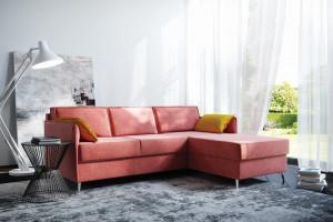 Meble wypoczynkowe: kolorowe modele do salonu