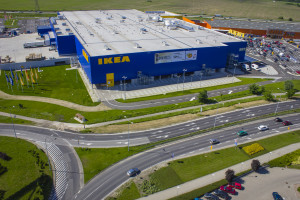 Milion euro dla Polski od IKEA